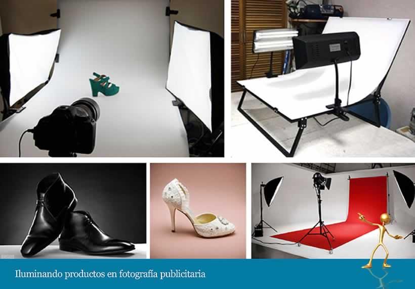 iluminando productos en fotograf a publicitaria
